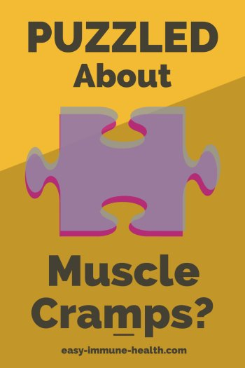 The Causes of Muscle Cramps can be puzzling