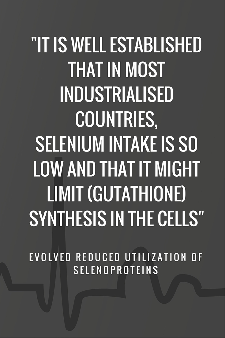 Heart Failure from Selenium Can be Because of Selenium Deficiency