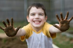 Dirty hands might benefit your immune system