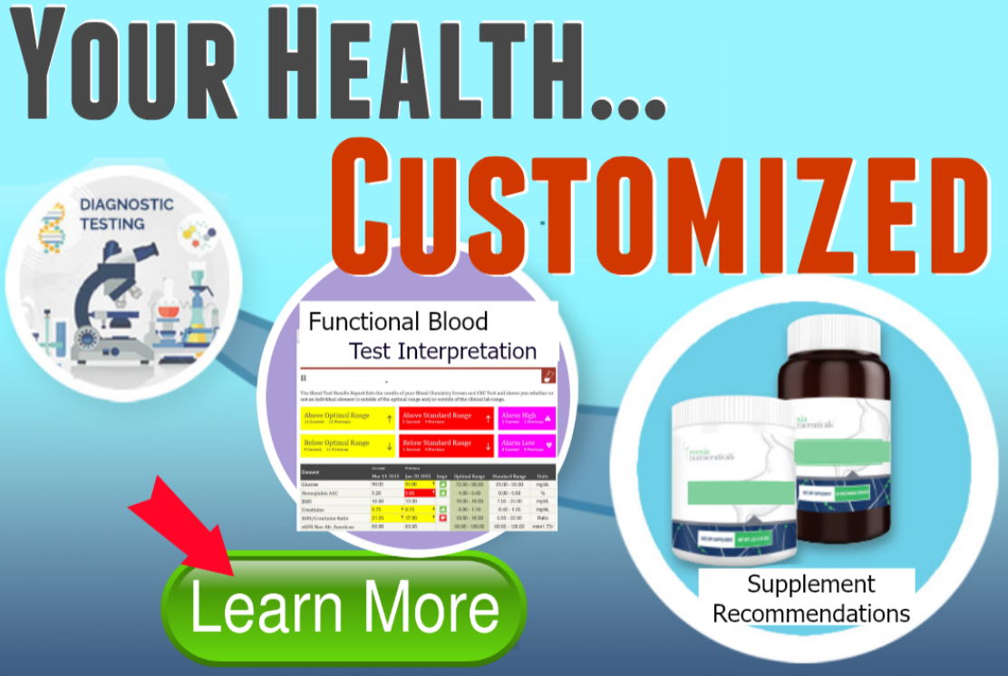 Blood test analyzer report. Analyze your blood. Confused about blood tests