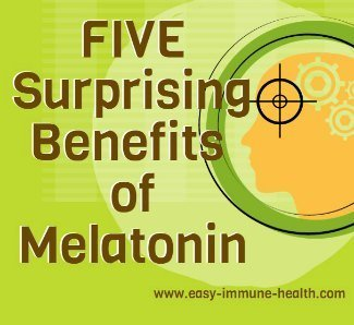 5 surprising benefits of melatonin.