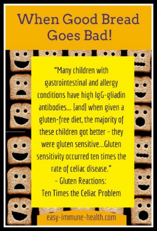 Non Celiac Gluten Sensitivity is real... and you might have it