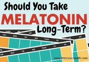 Should You Take Melatonin Long Term? What are the Melatonin Long Term Effects?