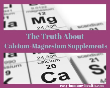The Truth About Calcium With Magnesium Supplements