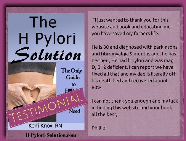 h pylori solution review, h pylori solution testimonial