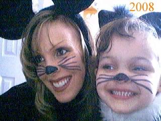My daughter & I