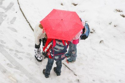 Living in a Wintery Climate Can Cause a Vitamin D level of 12